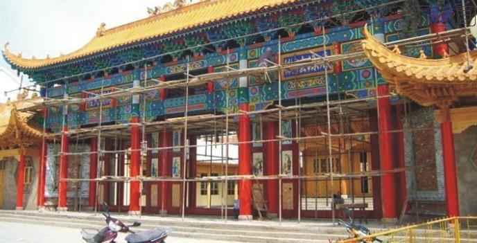 古建筑彩绘 - 金石手绘艺术有限公司
